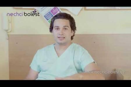 MUDr. Šimon Kozák - chronická bolest