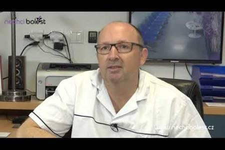 MUDr. Marek Hakl - léčebné konopí